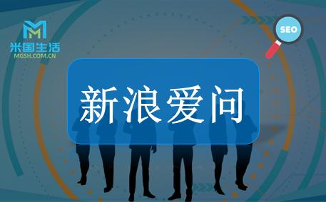 新浪爱问-问答网络推广-米国生活